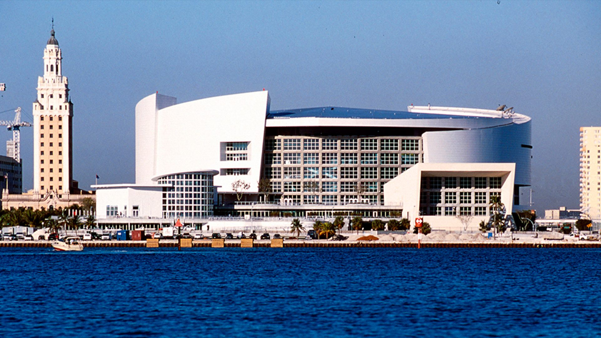American Airlines Arena Arquitectonica Architecture