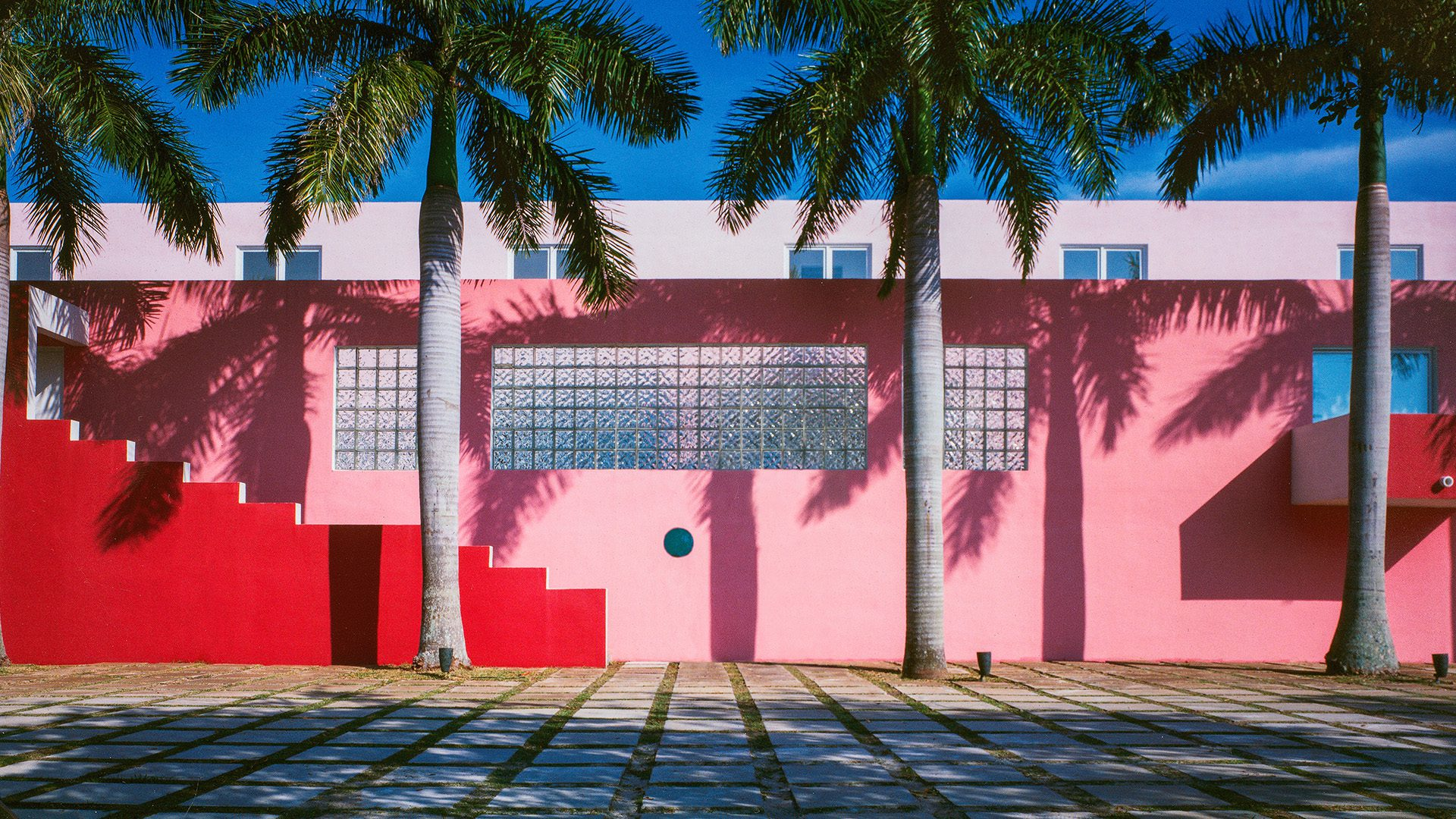 Pink House Arquitectonica Architecture